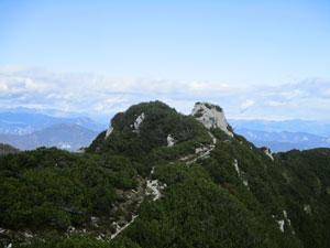 Via Normale Monte Sciober Grande
