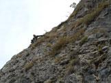 Via Normale Gusela di Cismon - Via Paolo de Tuoni - Terzo tiro