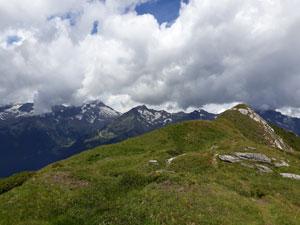 Via Normale Campalto (Hochfeld)