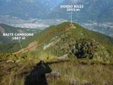 Via Normale Dosso Billi - Il Dosso Billi, dalla Punta Campione