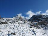 Via Normale Colma del Mombarone - La Colma vista dal sentiero