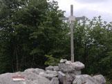 Via Normale Monte Cjaurlec (o Ciaurlec) - Croce di vetta