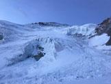 Via Normale Dome de Neige des Ecrins - Il Glacier Blanc si impenna