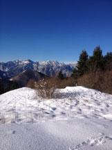 Via Normale Monte Valinis - altro panorama dalla cima