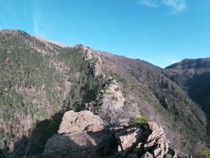 Via Normale Monte Argentea - Cresta Rio Guadi Arenzano
