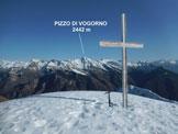Via Normale Madone (di Mergoscia) – Cresta E - In vetta