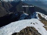Via Normale Madone (di Mergoscia) – Cresta E - In discesa, sulla cresta E