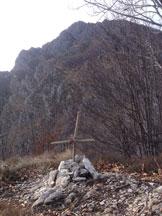 Via Normale Monte Cretò - Panorama dalla cima del Cretò