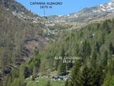 Via Normale Gaggio - da SW - In salita