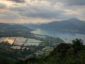 Via Normale Balota del Coren - Monte Cognolo