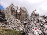 Via Normale Tacco Grande (Tac Grando) - Monte Ciastelin