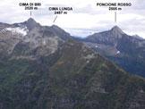Via Normale Föpia - Panorama di vetta, verso NE