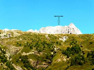 Via Normale Cima di Val Bona