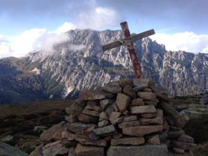 Via Normale Monte Corona in Friuli