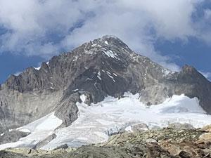 Via Normale Aletschhorn cresta sud-ovest