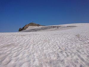 Via Normale Weisseespitze - Cresta Ovest