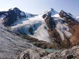 Via Normale Weisseespitze - Cresta Ovest - Vedretta della Croda e Palla Bianca