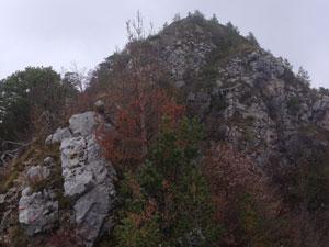 Via Normale Monte Giaideit
