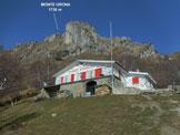 Via Normale Monte Grona - (via direttissima) - Il Rifugio Menaggio e il Monte Grona