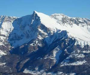 Via Normale Krn - Monte Nero