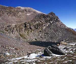Via Normale Glacier