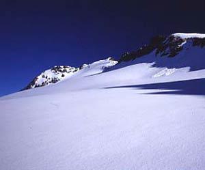 Via Normale Mont Gelé
