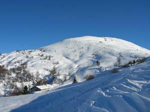 Via Normale Monte Matajur