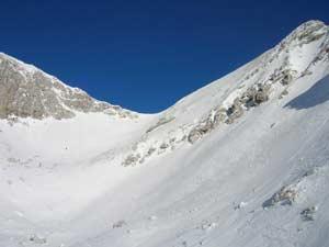 Via Normale Monte Cornor