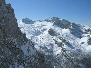 Via Normale Monte Guslon