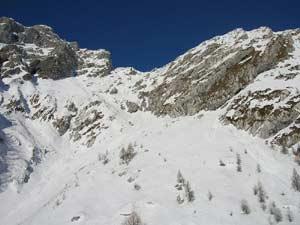 Via Normale Monte Fagoreit