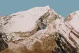 Via Normale Monte Borgà - Monte Borgà da sud