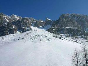 Via Normale Monte Pianina