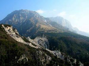 Via Normale Monte Raut