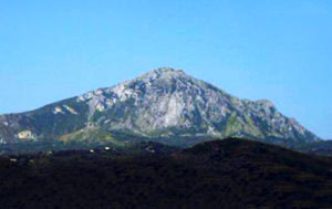 Via Normale Monte Bulgheria