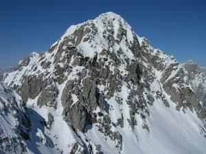 Via Normale Monte I Muri