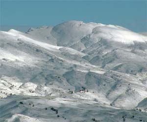 Via Normale Monte Sirente