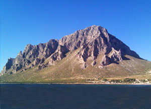 Via Normale Monte Cofano