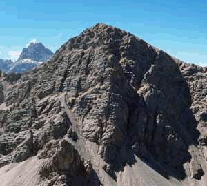 Via Normale Gamsalpenkopf - Monte Alpe del Camoscio