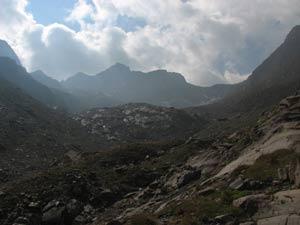 Via Normale Monte Gleno