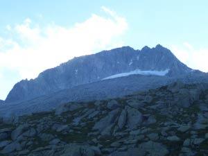 Via Normale Carè Alto - Cresta Est