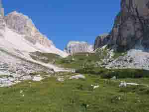 Via Normale Croda dei Baranci