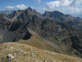 Via Normale Monte Masoni - Dal Masoni verso Diavolo di Tenda e Rifugio Longo