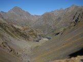 Via Normale Pizzo Recastello - Il sentiero che risale la Val Cerviera