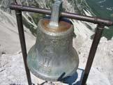 Via Normale Campanile Toro - La campana di vetta