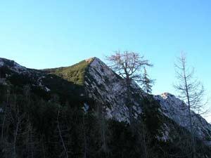 Via Normale Monte Fratte