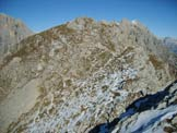 Via Normale Monte Feltraio - Ultimo tratto sotto la cima