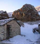Via Normale Rocca Moross - Alpeggio di Alpette, punto di partenza