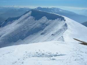 Via Normale Monte Valloni