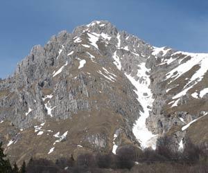 Via Normale Grigna Meridionale - Canalone Porta