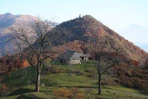 Via Normale Monte San Zeno